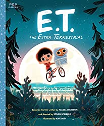 """E.T. the Extra-Terrestrial"" Storybook by Kim Smith -- Pop Shop"