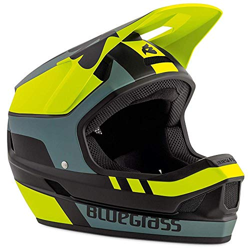 Met Helmet Bluegrass Legit Yellow (56-58) Cycling Unisex Adult