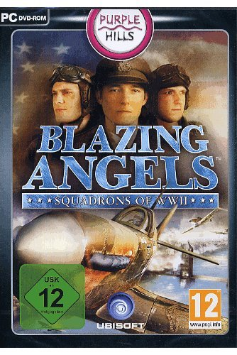 Blazing Angels - Squadrons Of WWII [Importación alemana]