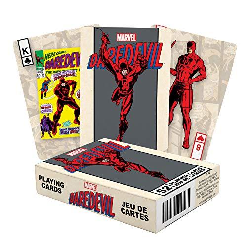 AQUARIUS Marvel Daredevil Mazzo Carte