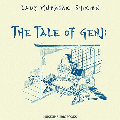 The Tale of Genji audiobook cover art