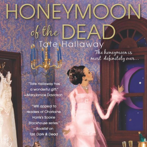 Honeymoon of the Dead audiobook cover art