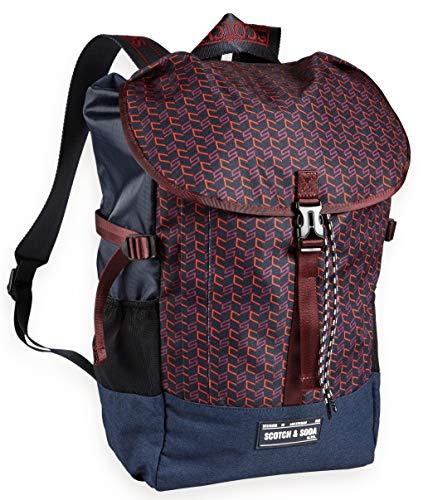 Scotch & Soda Mix and Match Backpack Combo A
