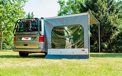 Fiamma Side W Pro Seitenwand für Markise F40van Wand Sichtschutz Sonnenschutz Windschutz Markise