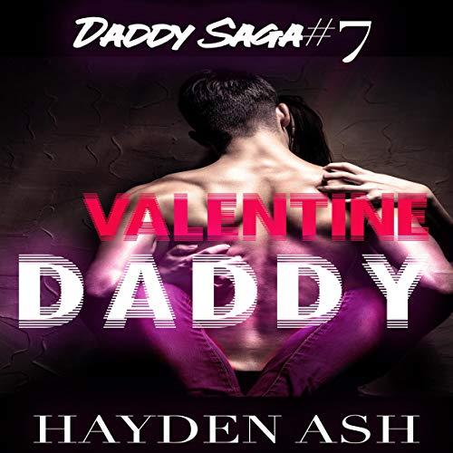 Valentine Daddy audiobook cover art