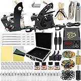 Tattoo Kit, Beoncall Complete Tattoo Kit Set 2 Tattoo Machine...