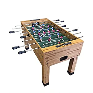 Futbolin modelo MADRID 140x80 cm: Amazon.es: Juguetes y juegos