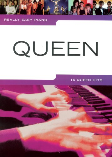 Queen - Really Easy Piano - Klaviernoten [Musiknoten]