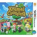 Animal Crossing New Leaf -Nintendo 3DS (World Edition)