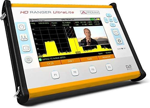 Medidor de Campo HD Ranger Ultra Lite de Promax