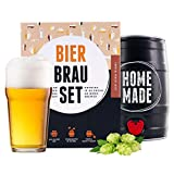 Beer Making Kit IPA - India Pale Ale in A 5-Litre Keg - Ready in 7 Days - Perfect Gift