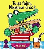 Tu as faim, Monsieur Croc ?