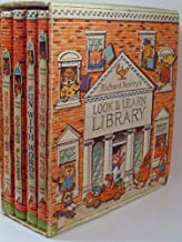 The Look and Learn Library: 4 Volume Set with Slipcase