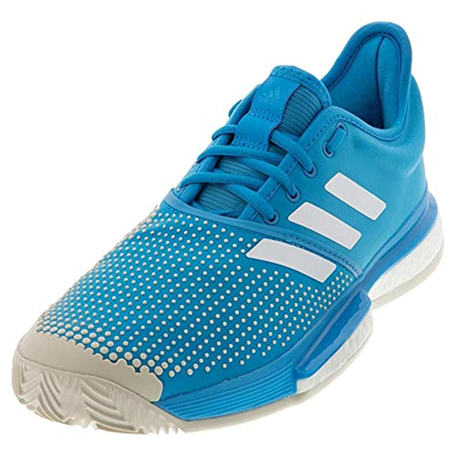 adidas Men's Solecourt Boost Clay Tennis Shoe