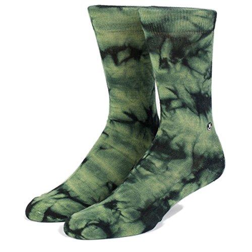 Neff Unisex-Erwachsene Rinse Legere Socken, Olive Wash, Einheitsgröße