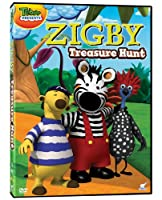 Zigby Treasure Hunt [DVD] [Import]