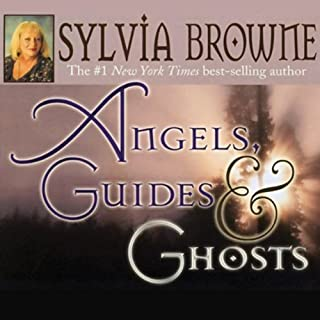 Angels, Guides, and Ghosts audiobook cover art