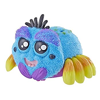 Hasbro Yellies! Webington  Voice-Activated Spider Pet  Ages 5 & Up