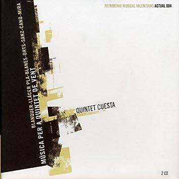 Música per a quintet de vent
