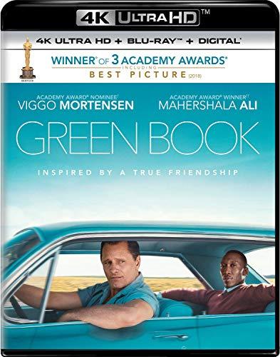 GREEN BOOK UHDC [Blu-ray]