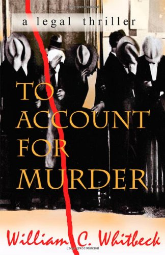 Image of To Account for Murder