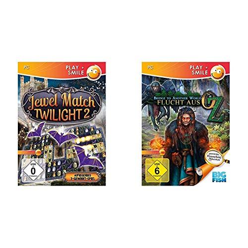 Jewel Match: Twilight 2 & Bridge to Another World: Flucht aus Oz