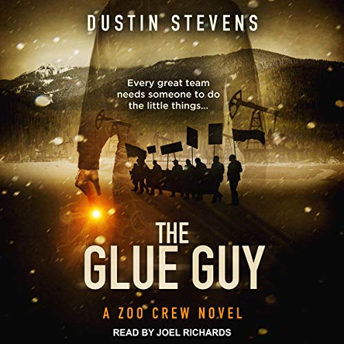 The Glue Guy cover art