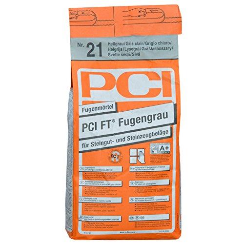 PCI Ft-Fugengrau Hellgrau 5 kg