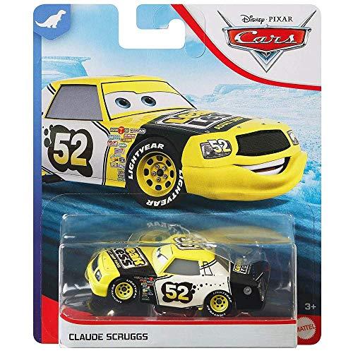 Claude Scruggs Disney Cars 1/55 Scale Diecast