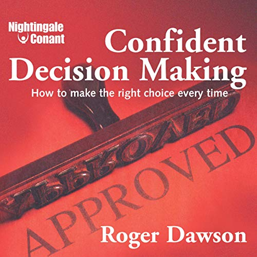 Couverture de Confident Decision Making