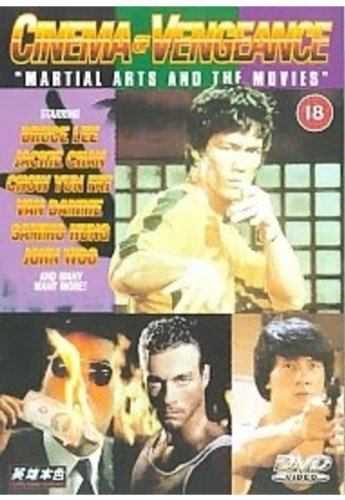 Cinema Of Vengeance [1994] [Reino Unido] [DVD]