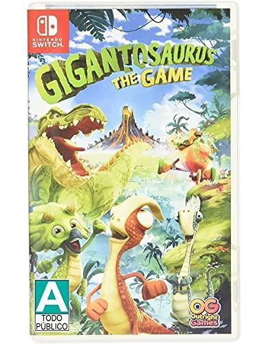 Gigantasaurous for Nintendo Switch [USA]