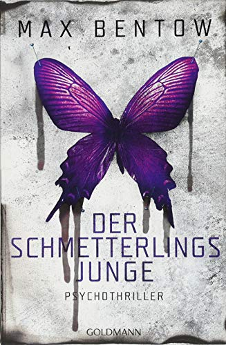 Der Schmetterlingsjunge: Ein Fall für Nils Trojan 7 - Psychothriller