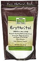 大容量 NOW Foods カロリーゼロ 甘味料 エリトリトール Erythritol 2.5 lbs (1.13kg) [並行輸入品]