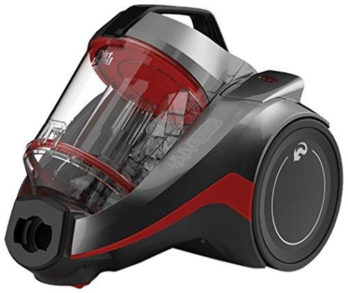 Dirt Devil Rebel 26 - Aspiradora (550 W, A+, 19,6 kWh, 220-240, 50/60, Aspiradora cilíndrica)