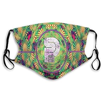 Hotbz LSD Goddess Printed Sleep Eye Masks Blackout Adjustable Head Strap Night Blindfold for Women Men Night Sleeping, Travel, Nap S