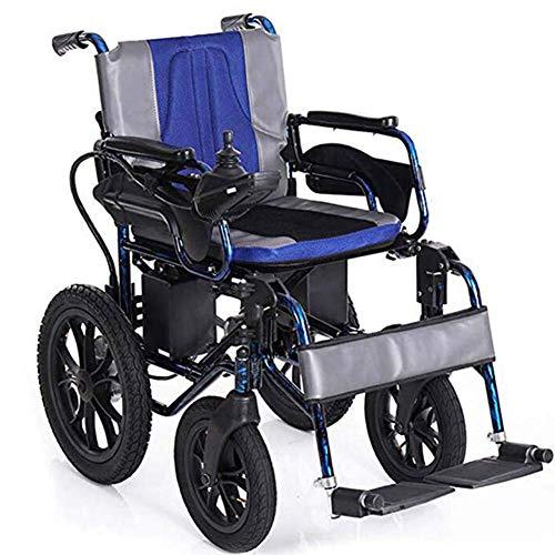 XINTONGDA Apoad Elektrorollstuhl, faltbar leistungsstark, kompakt Motion Assistant, Rollstuhl, leichte Elektro-Rollstuhl, stützt, tragbare Roller, ältere und behinderte Menschen