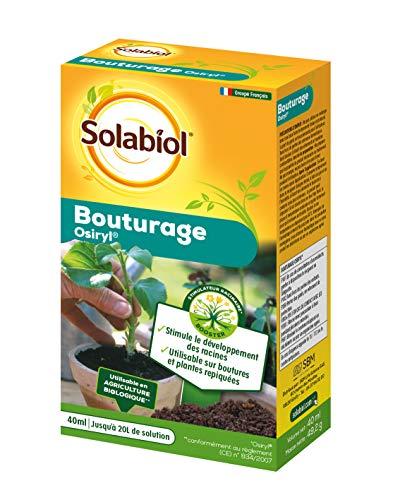 SOLABIOL SOBOUTU40 Osiryl - Estimulador de raíces (40 ml)