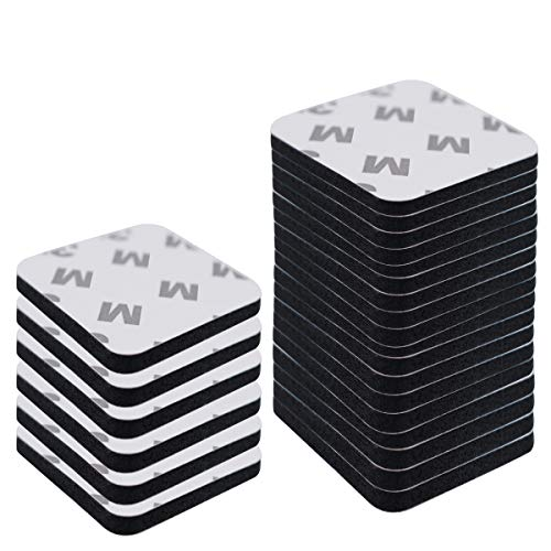 Sticky Foam Pads White Squares Adhesive Glue For Card Crafting Size 25mm