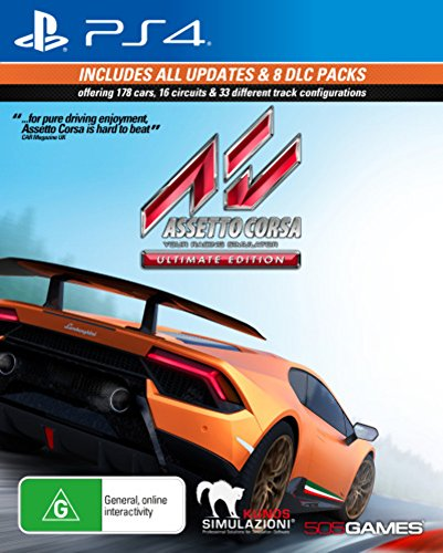 Assetto Corsa Ultimate Edition - PlayStation 4 [Edizione: Regno Unito]