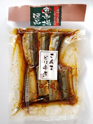 【総菜】さんまピリ煮 魚職人が選ぶこだわりの味