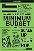 Maximum Profits with Minimum Budget [7 in 1]: 120+ Perfected Strategies to Build a Profitable Business and Become a Professional Investor