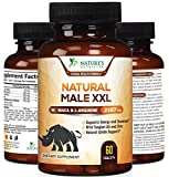 Natural Male XXL Performance Tablets with...