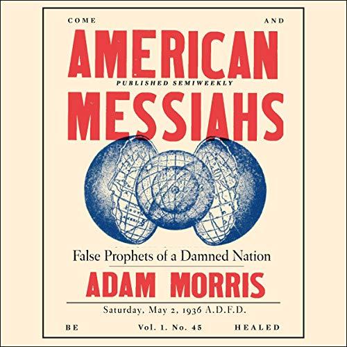 American Messiahs cover art