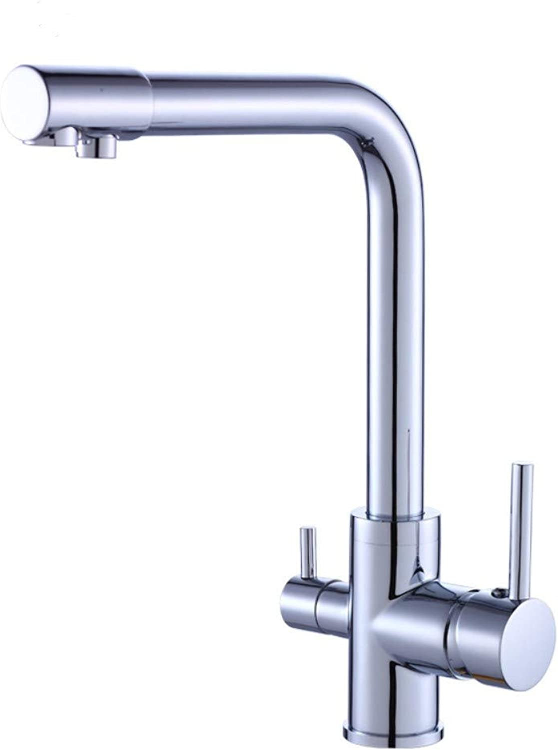 MAAXSingle Kitchen Faucet All Copper Water Purification Kitchen Faucet hot and Cold Single Kitchen Manufacturer hot