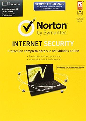Symantec Norton Internet Security 21, 1u, 1l