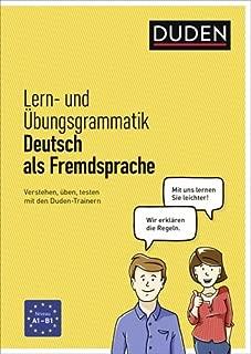 Duden Ubungsbucher: Lern - und  Ubungsgrammatik Deutsch als Fremdsprache