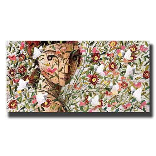 The Thief by Didier Lourenco Premium Gallery Gallery Giclee Art (40,64 cm x 81,28 cm, pronto para pendurar)