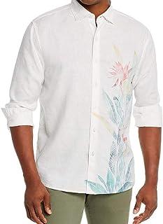 Tommy Bahama Bardez Blooms 長袖キャンプシャツ