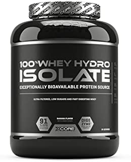 Prozis 100% Whey Hydro Isolate SS 2000 g Chocolate y Crema de Cacahuete